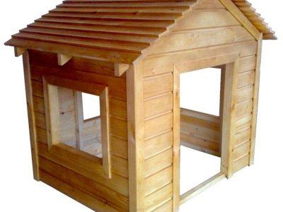 Детский игровой домик проект №1