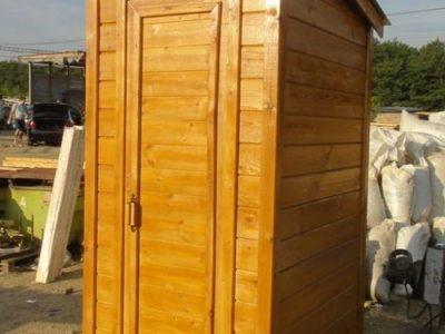 Туалет, проект № 1